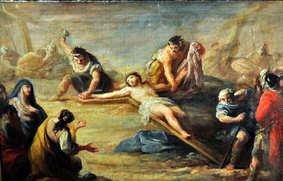 historia del segundo crucificado en la historia 2