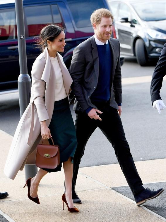 meghan markle royal fashion rules 2