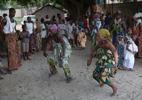rituales vudu en africa fotos james hopkirk 3