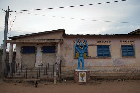 rituales vudu en africa fotos james hopkirk 9