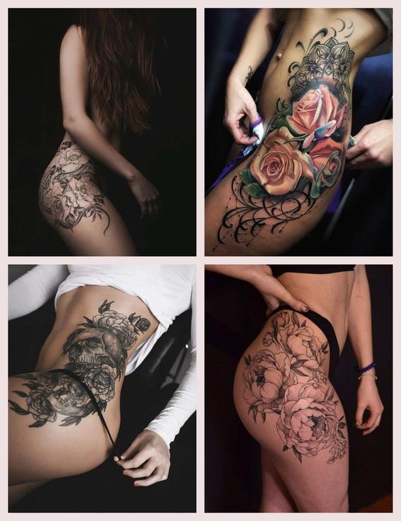 tatuajes en los muslos 2