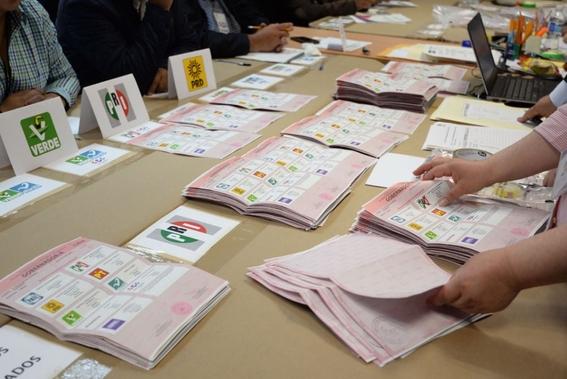 democracia en las elecciones de mexico 1