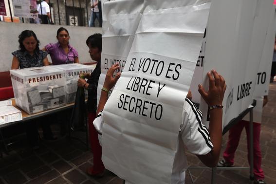 democracia en las elecciones de mexico 2