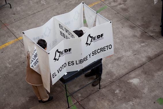 democracia en las elecciones de mexico 3