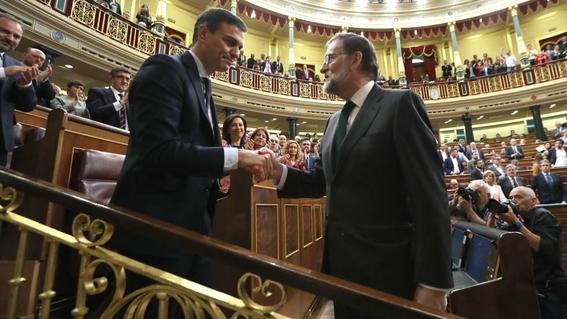mariano rajoy destituido de la presidencia de espana 1