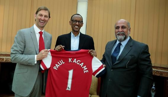 ruanda firma acuerdo de patrocinio con el arsenal 1
