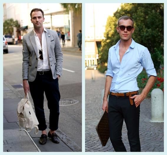 errores que cometen los hombres al vestir 2