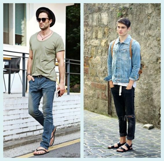 errores que cometen los hombres al vestir 7