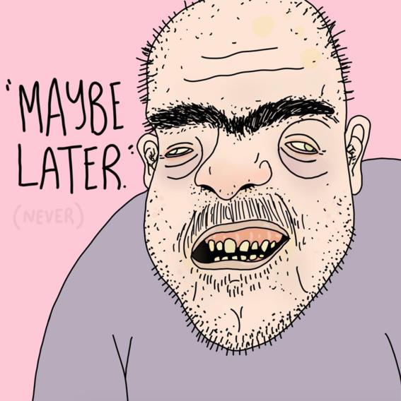 ilustraciones de exotic cancer sobre prostitucion 22