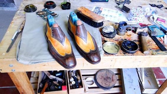 atelier amareto taller de zapatos artesanales 4