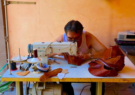 atelier amareto taller de zapatos artesanales 9