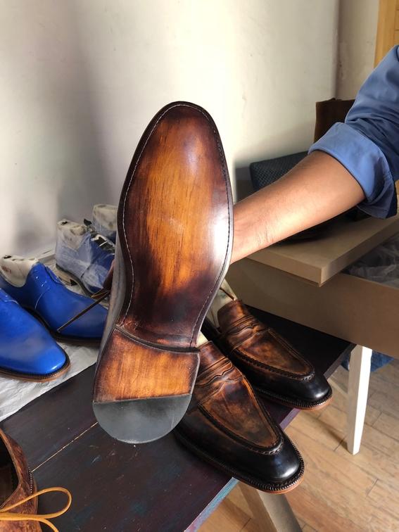 atelier amareto taller de zapatos artesanales 12