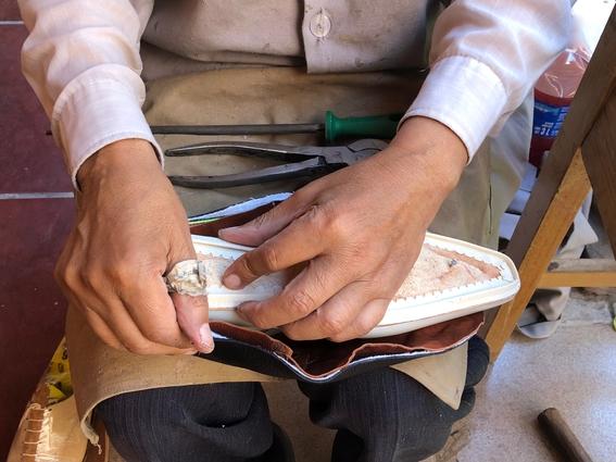 atelier amareto taller de zapatos artesanales 16