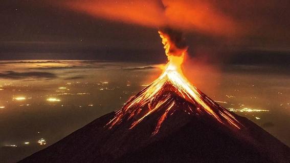 antes y despues de la erupcion en guatemala 7