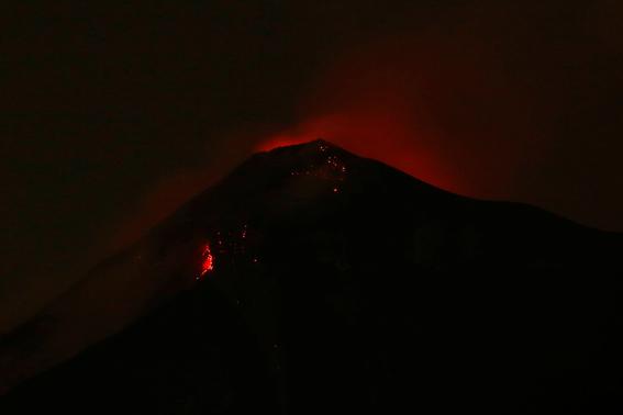 consecuencias de la erupcion del volcan de fuego 6