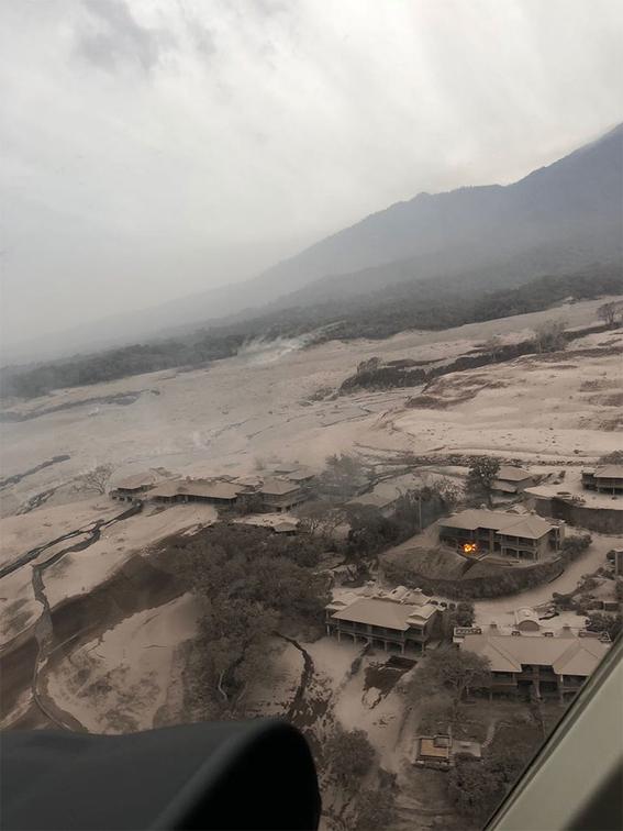 antes y despues de la erupcion en guatemala 8