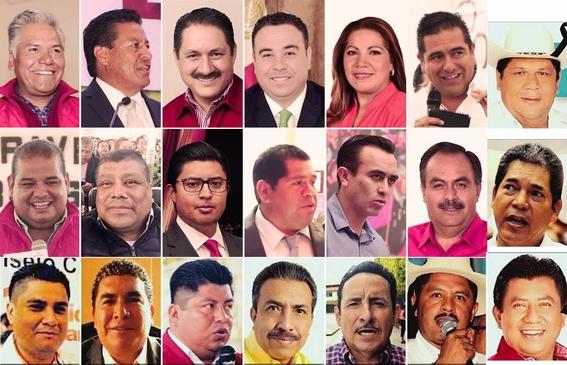 110 politicos asesinados en estas elecciones 1