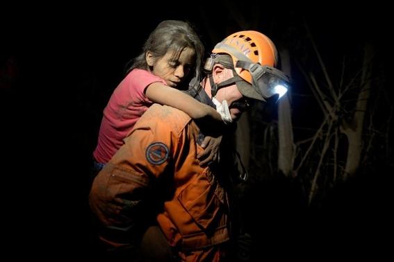 imagenes de erupcion volcanica en guatemala 3