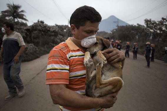 imagenes de erupcion volcanica en guatemala 6