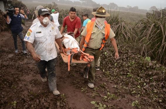 imagenes de erupcion volcanica en guatemala 7