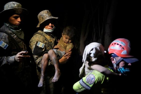 imagenes de erupcion volcanica en guatemala 8