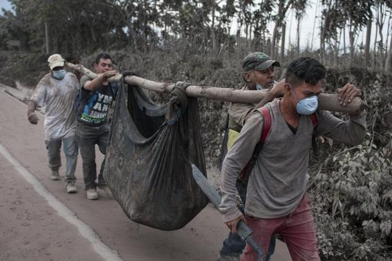imagenes de erupcion volcanica en guatemala 9