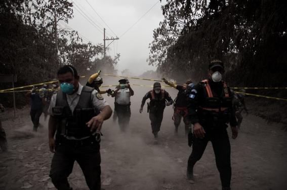 imagenes de erupcion volcanica en guatemala 10