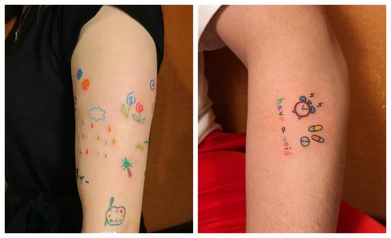 tatuajes handpoked 8