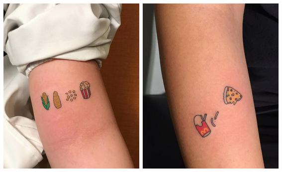 tatuajes handpoked 9