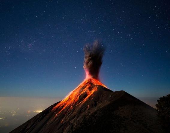 como afecta la erupcion del volcan en guatemala a mexico 1