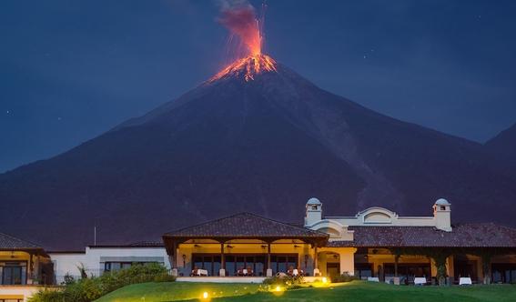como afecta la erupcion del volcan en guatemala a mexico 2