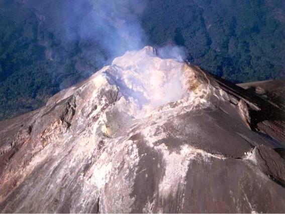 como afecta la erupcion del volcan en guatemala a mexico 4