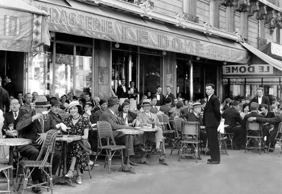 paris como el centro de vanguardias artisticas e intelectuales en los anos 20 1