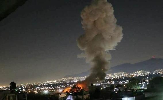 explosion en tultepec estado de mexico 3