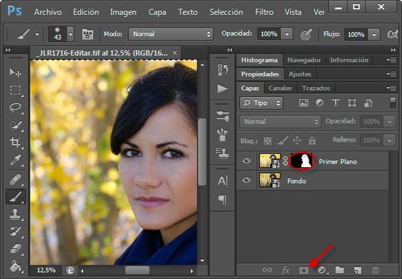 como quitar imperfecciones con photoshop 6