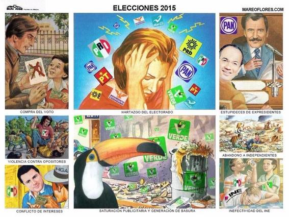 pelea politica elecciones 2