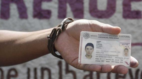 vigencia credencial para votar en mexico 1