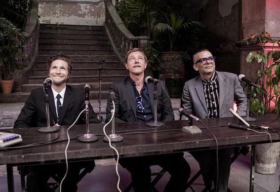 Interpol presenta nuevo álbum en Ciudad de México