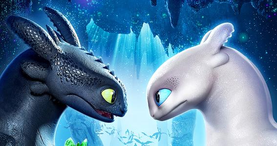 como entrenar a tu dragon 3 estrena trailer 1