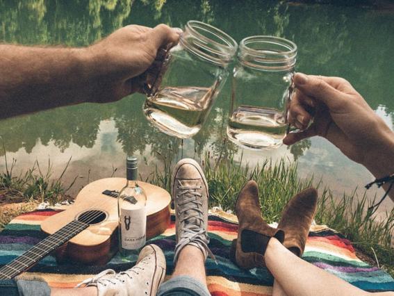 momentos en los que nunca pensaste que podrias tomar vino 1