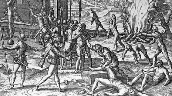 metodos de tortura que utilizaban los espanoles 4