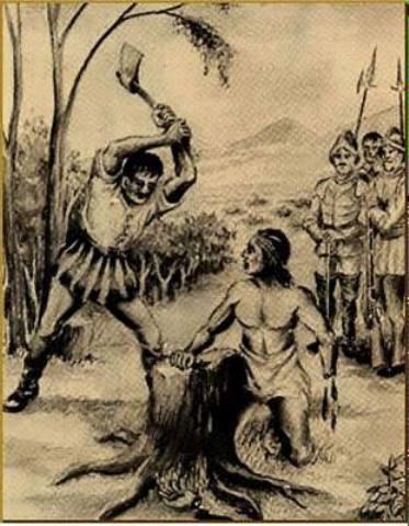 metodos de tortura que utilizaban los espanoles 5