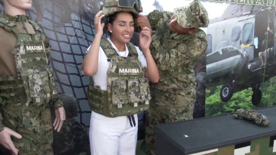 inauguracion de expomar de la marina 2