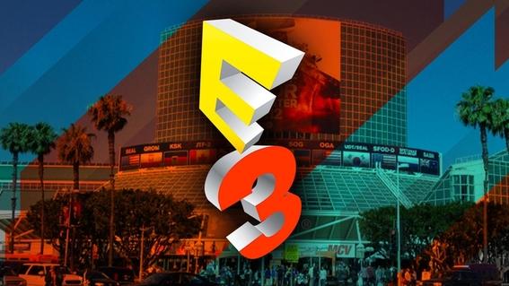 presentacion de videojuegos en la e3 1