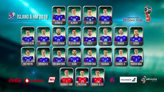 jugadores convocados de las 32 selecciones del mundial de rusia 15