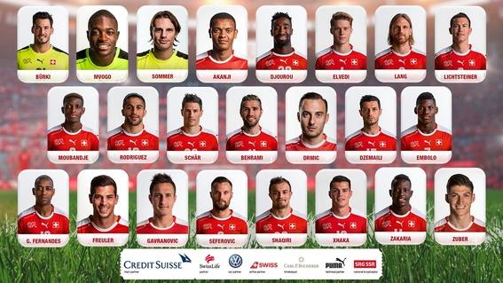 jugadores convocados de las 32 selecciones del mundial de rusia 19