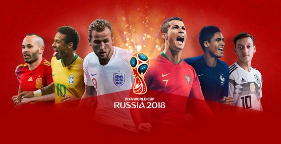 jugadores convocados de las 32 selecciones del mundial de rusia 1