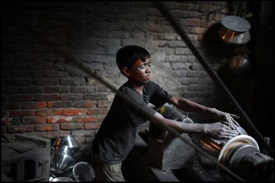 Región registró la mayor reducción del trabajo infantil