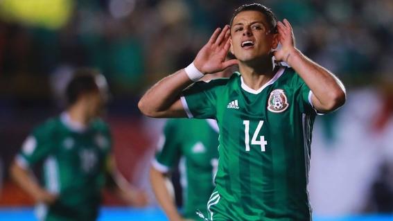 chicharito hablo sobre la fiesta de la seleccion mexicana 1