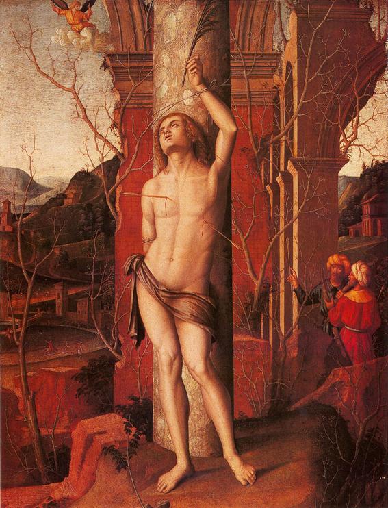 historia de san sebastian icono de la homosexualidad 1